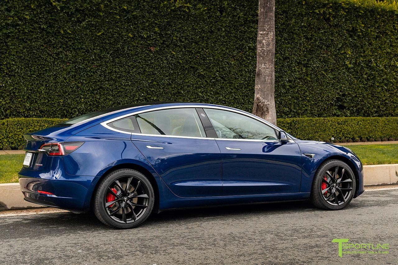 Pin On Tesla Model 3 Wheels By T Sportline