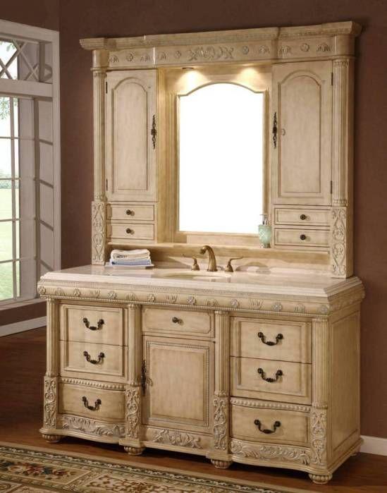 64 inch double sink bathroom vanity. 64 Inch Genesis Vanity  Single Sink with Hutch