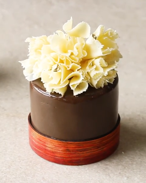 Photo of Chocolate Art Creation