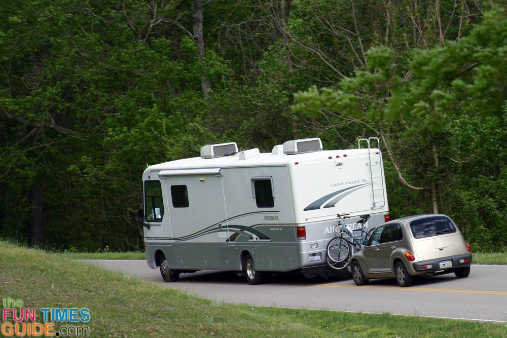 The Ultimate Rv Towing Guide The Pros Amp Cons Of Flat