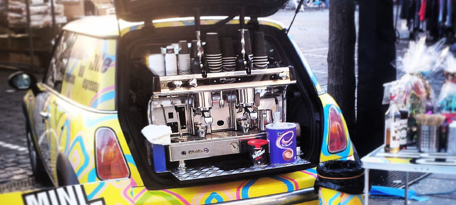 coffee machine mini cooper Google Search Espresso