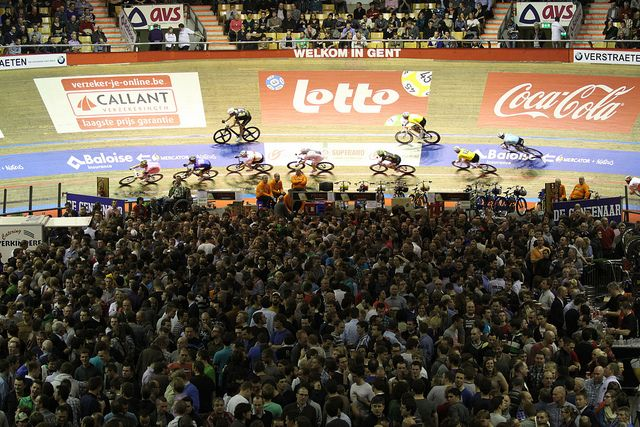 Lotto Zesdaagse VlaanderenGent 2012 Try to win the