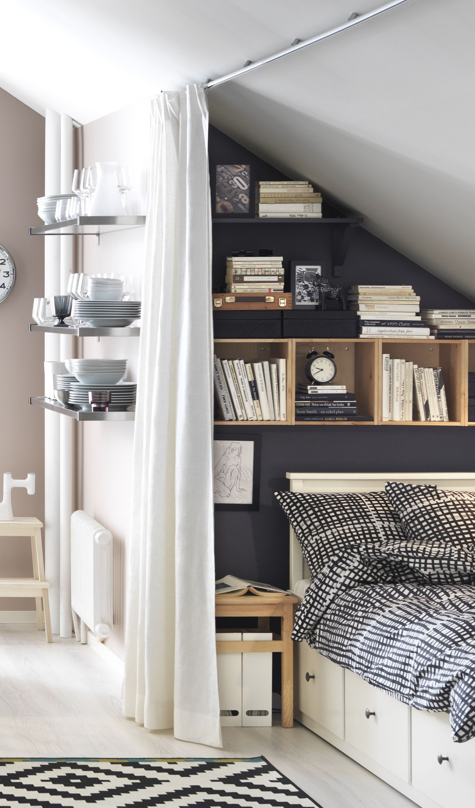 Ikea Us Furniture And Home Furnishings Tiny Bedroom Home