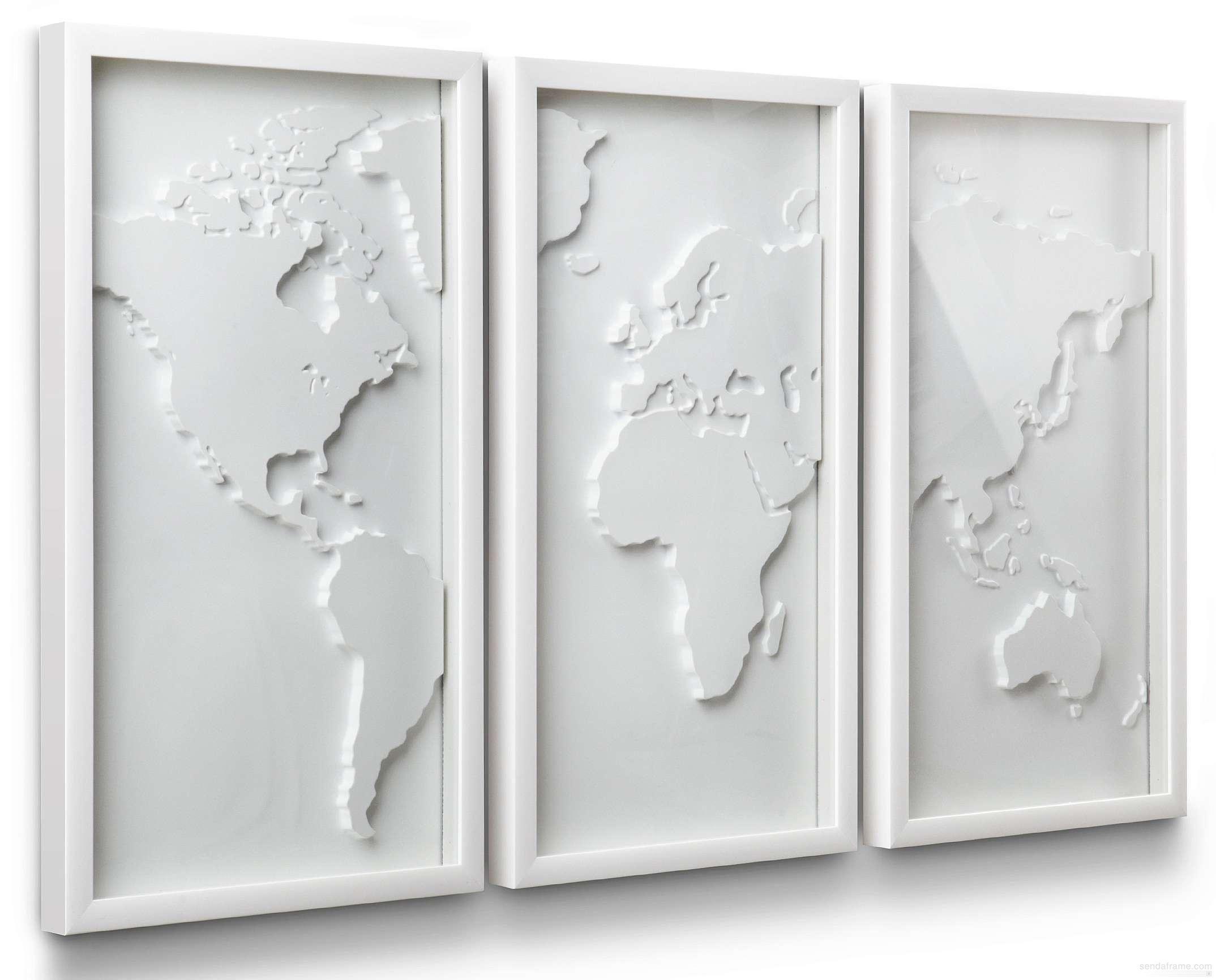 Umbra framed world map in relief covet pinterest umbra framed world map in relief gumiabroncs Choice Image