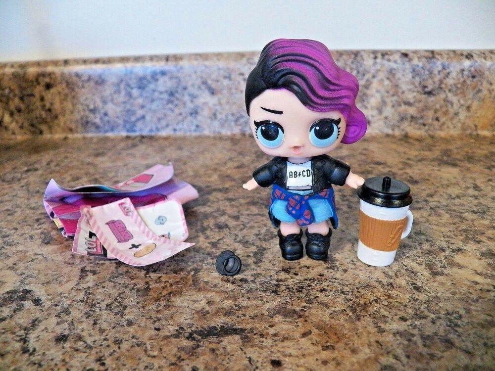 LOL Surprise Doll LiL Little Sister Rocker Glee Club Baby Doll Girl/'s Gift