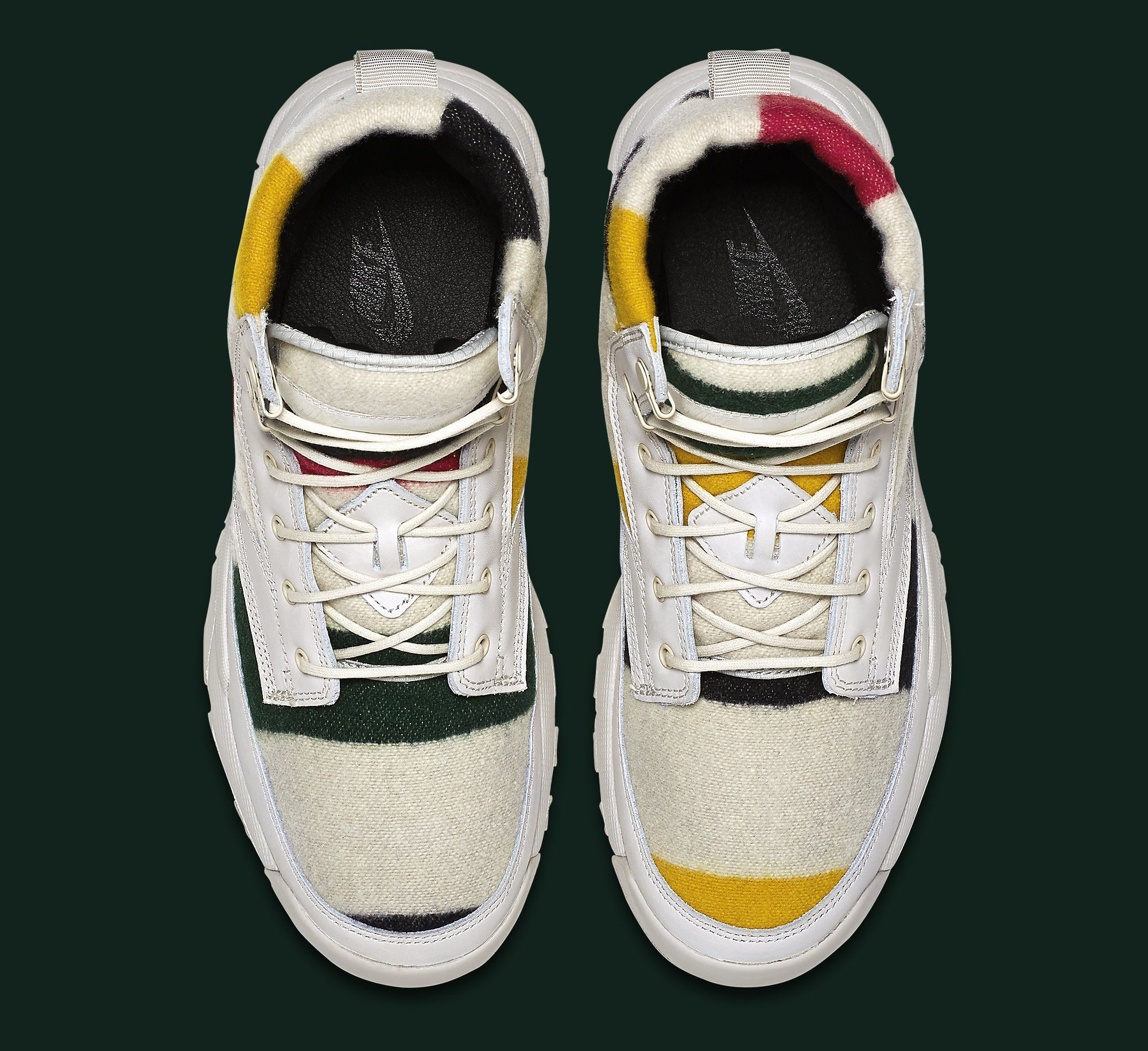 "52cc49a0c5 Nike SFB Leather 6"" NSW NP QS x Pendleton Kicksaddict Feetwear Pinterest ..."