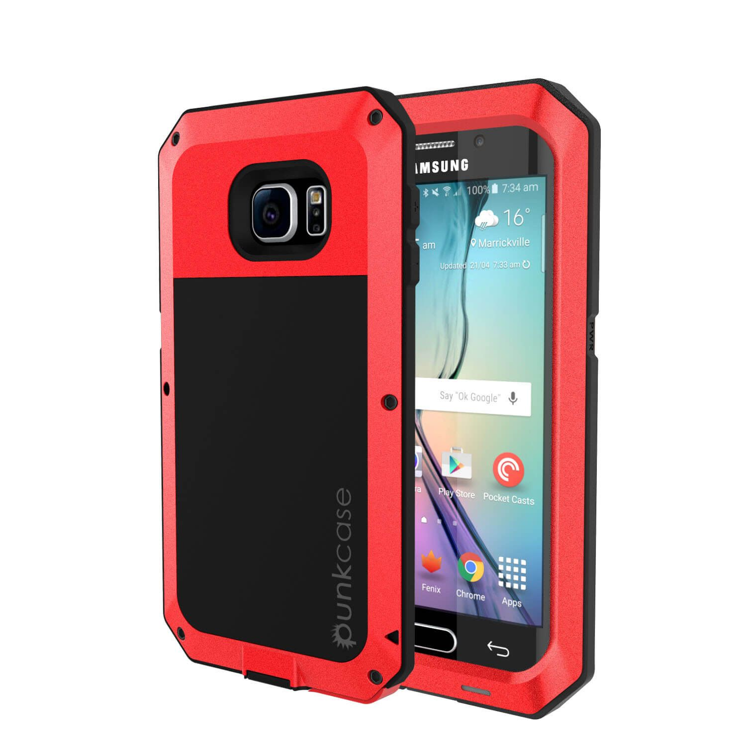 samsung galaxy s6 edge case shockproof