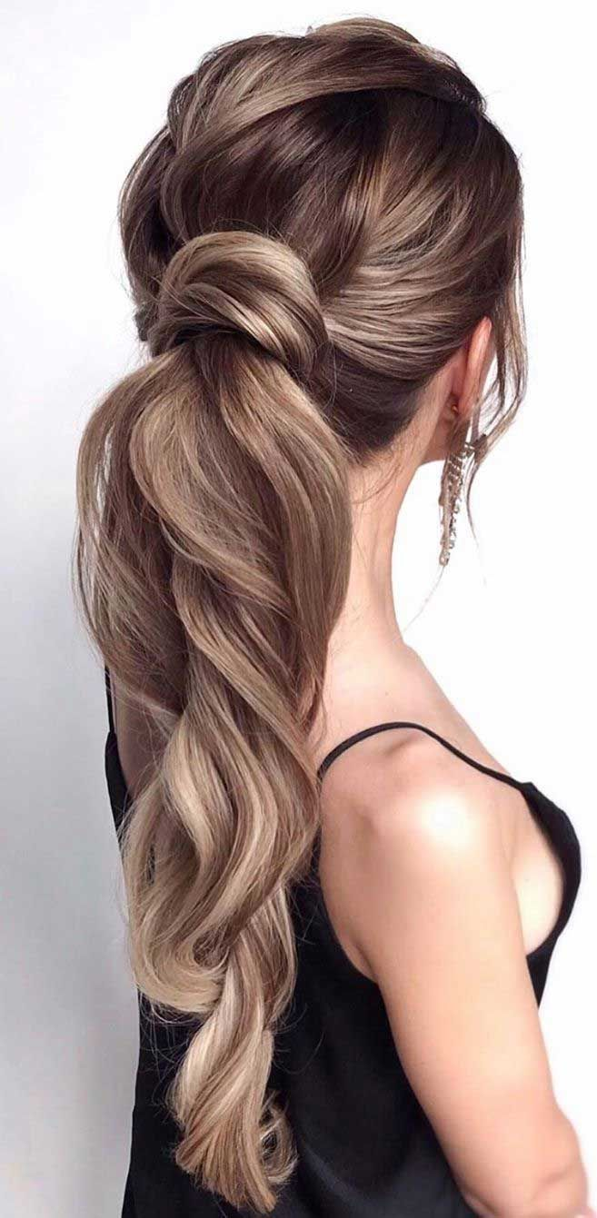 53 Best Ponytail Hairstyles Low And High Ponytails To Inspire Easy Hairstyles For Long Hair Ponytail Hairstyles Easy Hairstyles