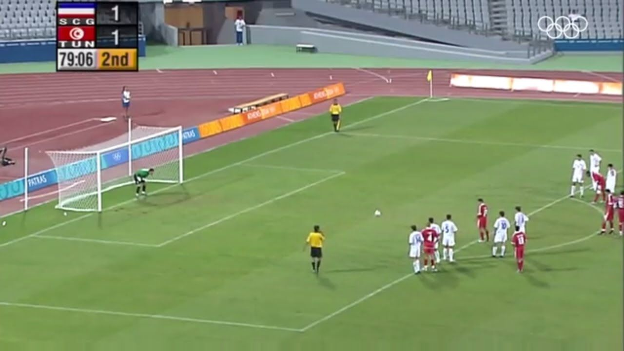 The Longest Penalty Kick Ever In A Soccer Game Six Attempst Tunisia