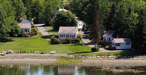 Cottage Rentals Bar Harbor Maine Lakeside Cabin Rentals Near