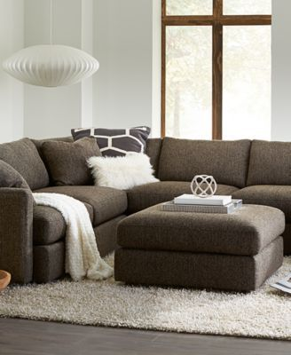 clinton fabric sectional collection created for macyu0027s living room collections furniture macyu0027s