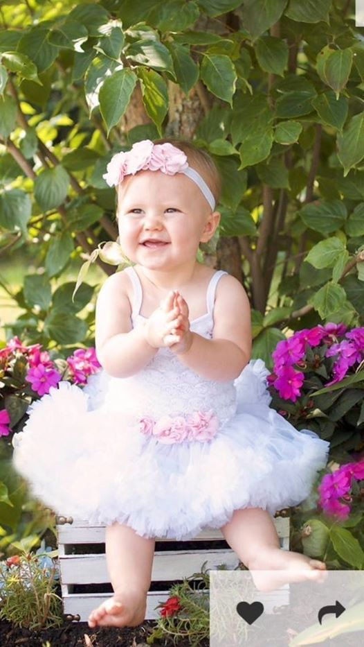 48e1a92afab Baby girl birthday outfit. Baby tutu. Birthday by KadeesKloset