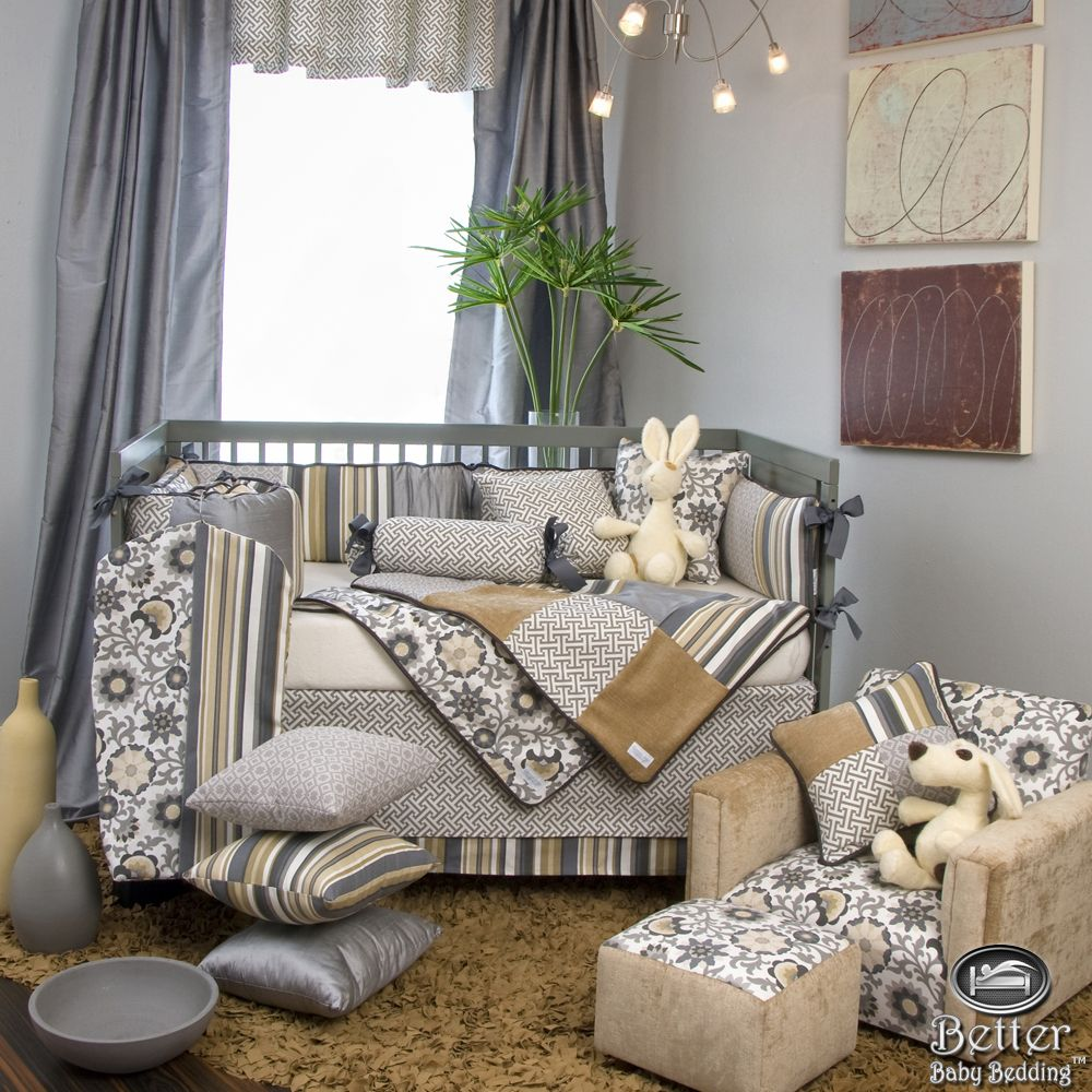 Grayson Baby Bedding By Glenna Jean