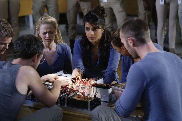 Quantico Season 1 Photos Jake Mclaughlin Priyanka Chopra