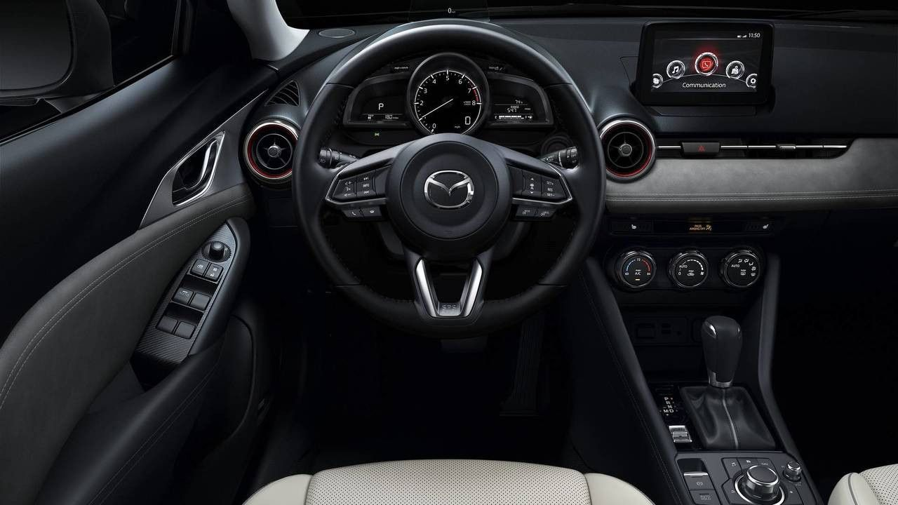 Mazda Cx 3 2020 Interior Spesification in 2020 Mazda