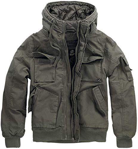 Photo of Enjoy exclusive for Brandit Men's Bronx Jacket Olive online – Fortrendytoprated