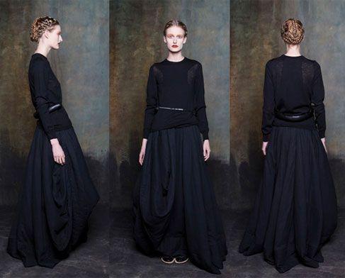 Paris Fashion Week 013: LENA LUMELSKY