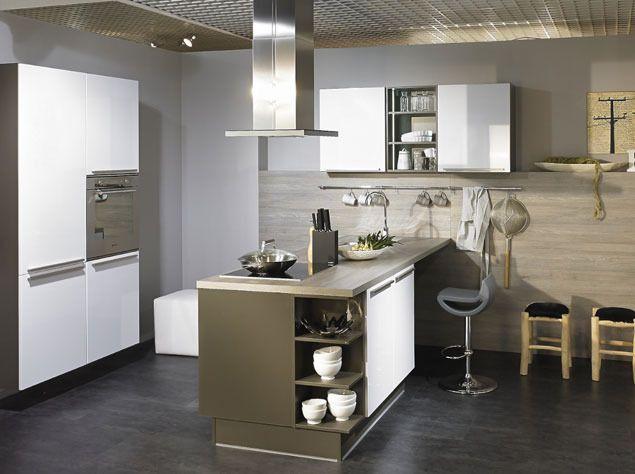 Moderne Küchen - REDDY Küchen Regensburg | Haus - Open Kitchen ... | {Reddy küchen 36}