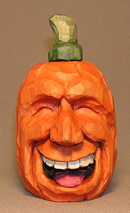 Laughing Pumpkin Wood Carving Patterns Wood Carving Designs Halloween Wood Crafts
