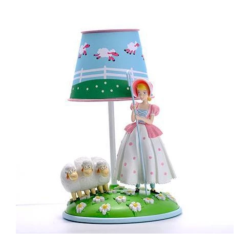 Toy Story Bo Peep Table Lamp Blue Toy Story Room Blue Lamp Toy Story