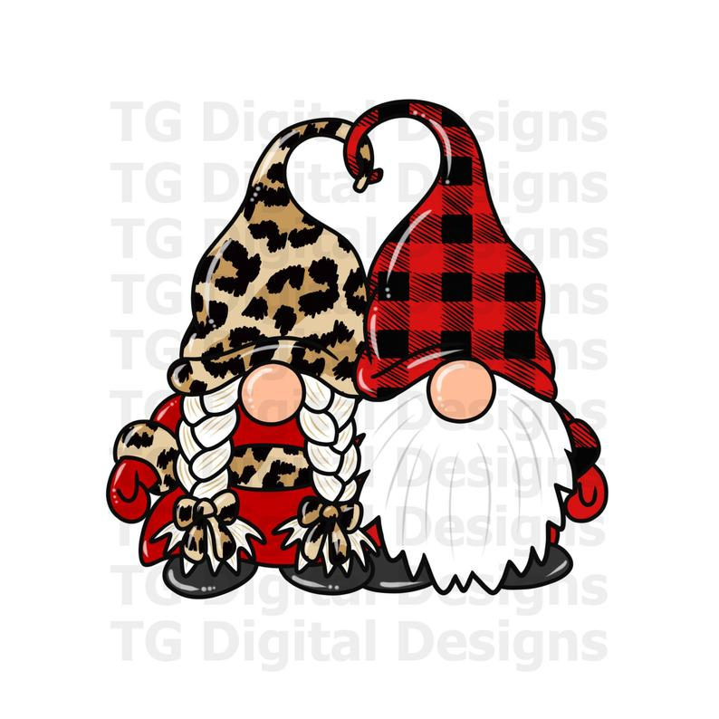 Valentine Gnomes Png Files Sublimation Valentines Day Etsy In 2021 Valentines Card Design Valentines Gift Tags Valentines Printables