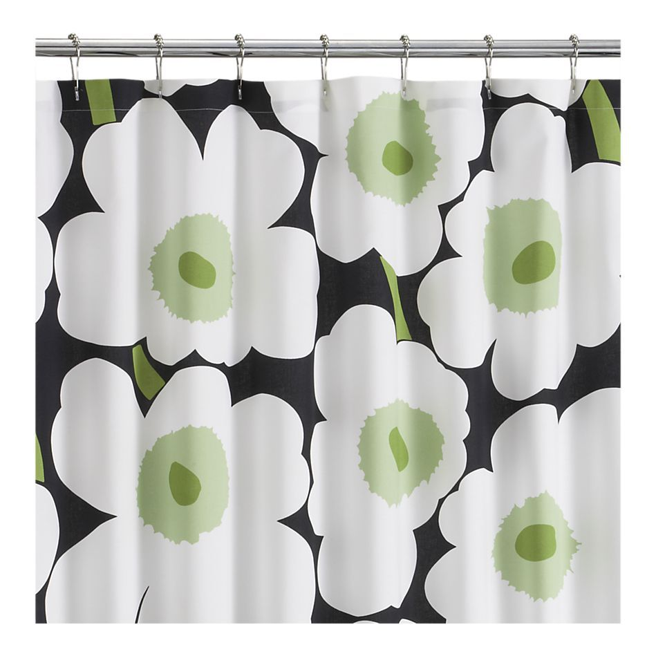 Love poppys for the home pinterest shower curtain ring black