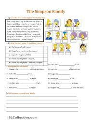 Risultati immagini per family worksheets pdf | enkku | Pinterest