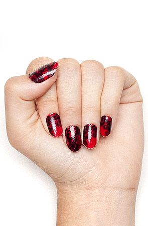 The I Am Your Muse Nail Wrap by NCLA #MissKL #SpringtimeinParis