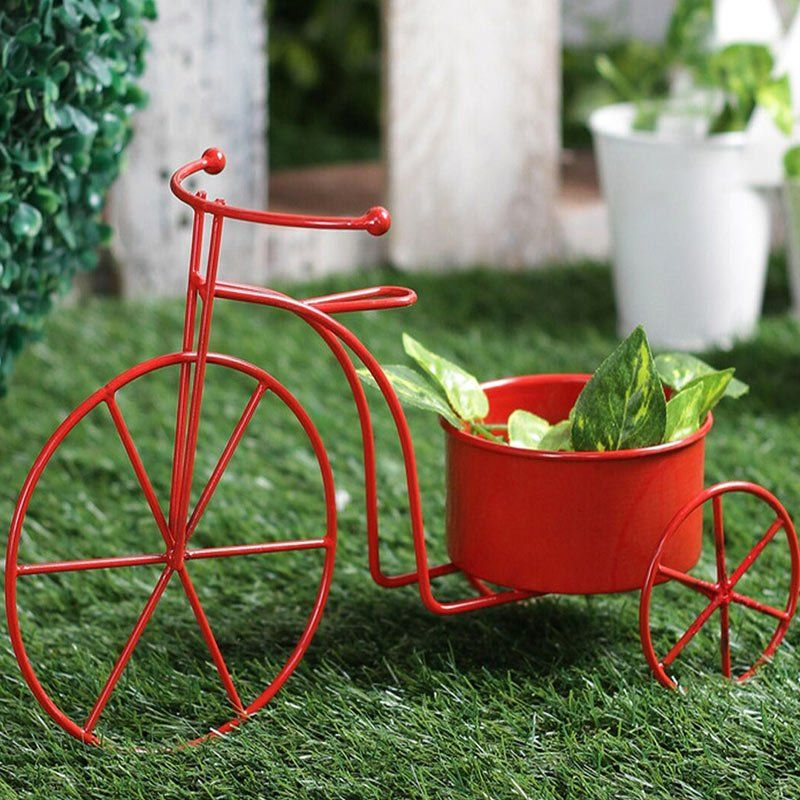 Buy Scarlet Cyclo Planter Online In India Wooden Street