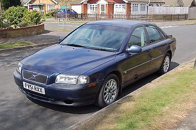 Volvo S80 - Spares or Repairs | Volvo s80, Volvo and Salvage cars