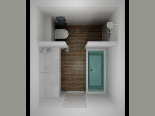 Badkamer Betegelen Ideeen : Mooie indeling voor een kleine badkamer ideeën voor het huis