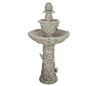 Bernini Rechargeable Collector's Edt Flora Fountain with LED Light