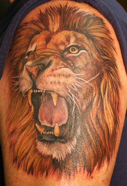 Top 30 Excellent Roaring Lion Tattoo Ideas July 2020 Lion Head Tattoos Lion Tattoo Design Roaring Lion Tattoo