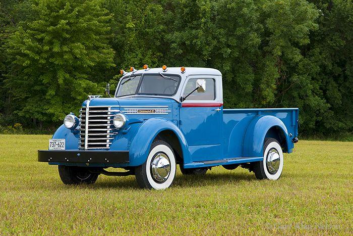 1947 - Diamond T Model 201 Pickup ★。☆。JpM ENTERTAINMENT ☆。★。