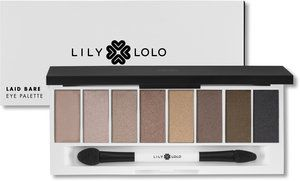 Lily Lolo Laid Bare Eye Palette #mineralcosmetics