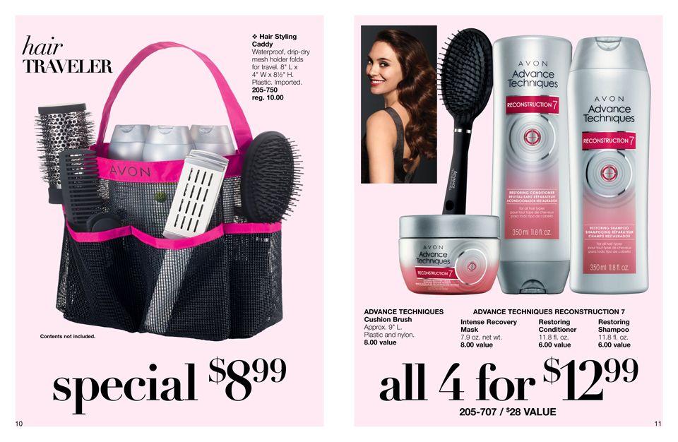 Online Brochure by Avon Skin care shopping Bath body