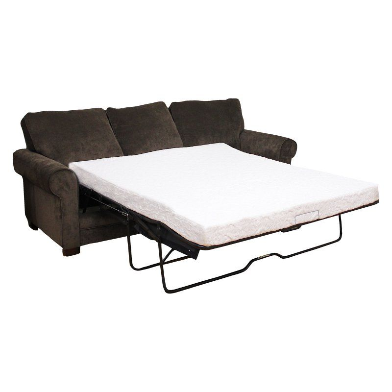 Clic Brands Cool Gel 4 5 In Memory Foam Sofa Bed Mattress Size Twin 414801 1112