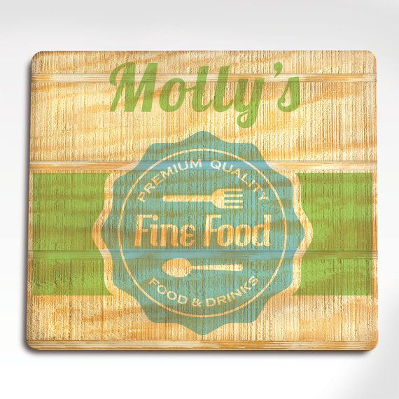 Personalized Kitchen Sign - Wood Sign - Wood Wine Bar Sign - GC1207 ...