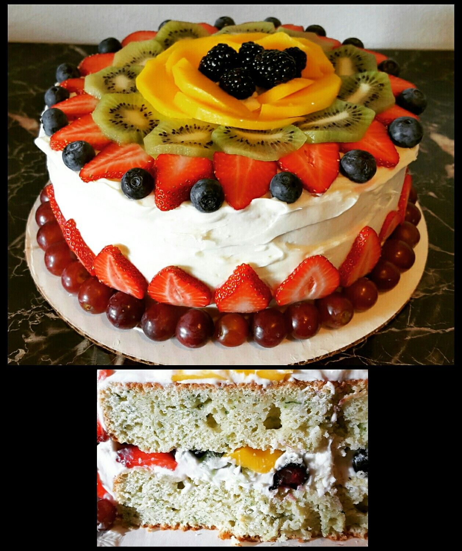 Spring Fling Cake Cake Desserts Food