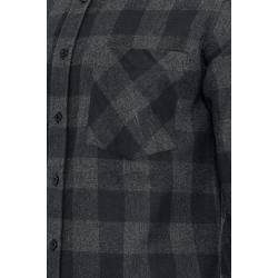 Photo of Urban Classics Tested flannel long-sleeved shirt Urban Classics
