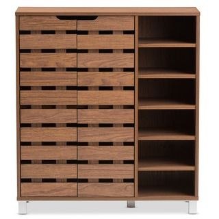 Tvilum Bright 4-drawer Shoe Cabinet | Overstock.com Shopping - The ...
