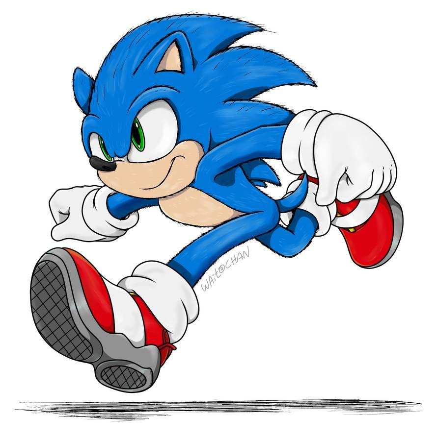 Pin On Sonic