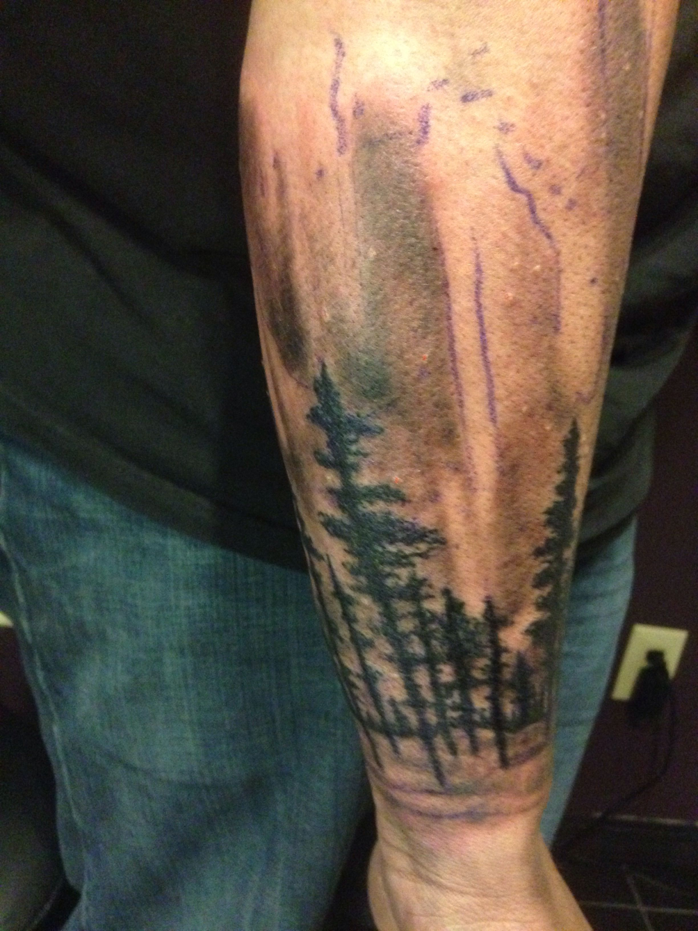 Northern Lights Tattoo, 31 North Tattoo Sault Ste Marie Michigan ...