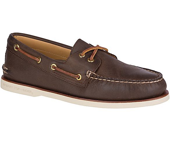 Sperry Top-Sider Mens Gold Authentic Original Boat Shoe