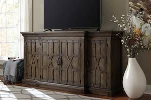 Extra Large TV Stand W846-48 - 1