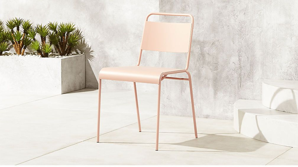 Lucinda Dusty Pink Stacking Chair Outdoor Areas Pinterest Magnificent Rb Furniture Property