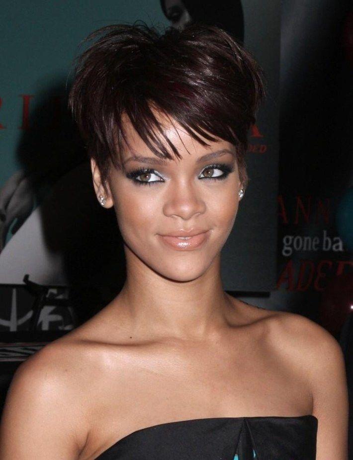 46+ Rihanna coiffure courte des idees