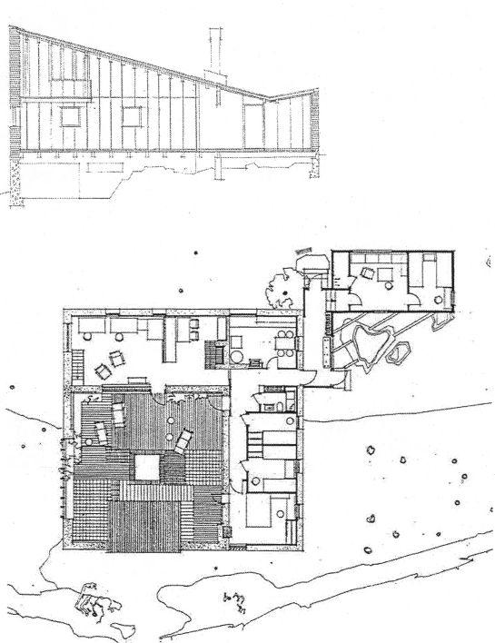 CASA ESTACIONAL EN MUURATSALO – Alvar Aalto