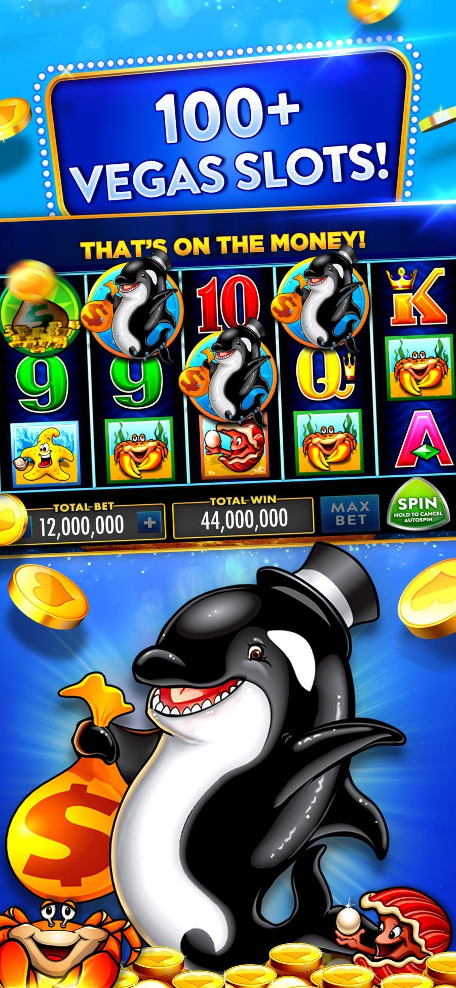 Heart of Vegas Slots Casino on the App Store Vegas