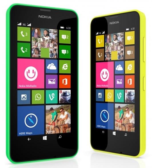 Nokia Lumia 630 Et 635 Deux Windows Phone 8 1 A Moins De 200 Euros Videos Phone Nokia Windows Phone